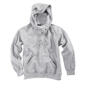 River's End 2211 Lace-Up Hooded Sweatshirt