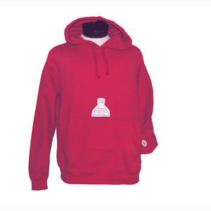 River's End 2608 SIPS Sueded Hooded Sweatshirt