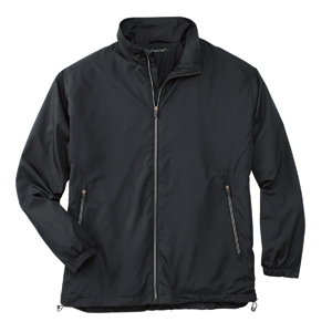 River's End 2920 Men's Microfiber Striped Zipper Jacket