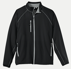 River's End 2955 Men's SPORT Contrast-stitch Stretch Jacket