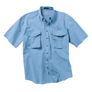 River's End 4055 UPF 30+ Short Sleeve Guide Shirt