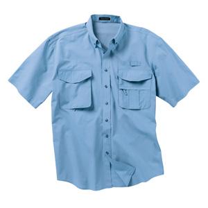 River's End 4055 UPF 30+ Short Sleeve Guide Shirt