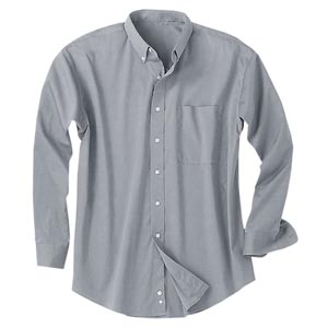 River's End 502 Men's Easy-Care Pinpoint Oxford Shirt
