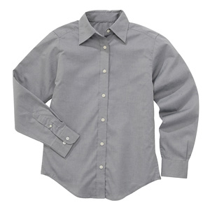 River's End 602 Ladies' Easy-Care Pinpoint Oxford Shirt