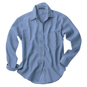 River's End 611 Ladies' Original Long-Sleeve Denim Shirt