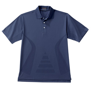 River's End 6110 UPF 30+ Men's Body Mapping Polo
