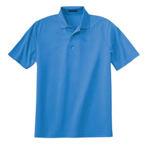 River's End 6130 Men's UPF 30+ Solid Piqu Polo