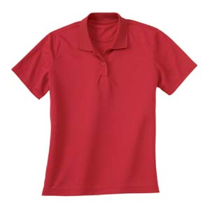 River's End 6230 Women's UF 30+ Solid Piqu Polo