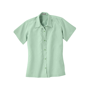 River's End 670 Ladies' Woven camp shirt SS