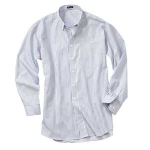 River's End 736 Men's Easy-Care Poplin Stripe Shirt