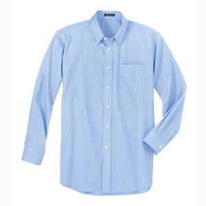 River's End 739 Men's Micro Stripe Broadcloth Shirt