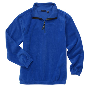 River's End 7800 Heavyweight Fleece Zip Cadet