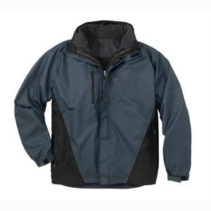 River's End 9900 Mens MicroPoly Dobby 3-in-1 Jacket