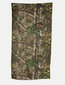 River's End C3060C Realtree Camo Beach Towel