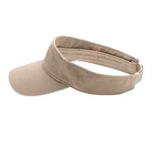 River's End RE009 Washed Cotton Visor