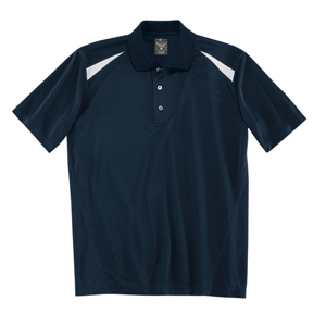 River's End SPORT 1210 Men's Color Block Polo