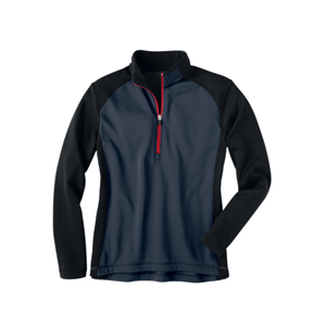 River's End SPORT 8190 Ladies' Microfleece Color Block ...