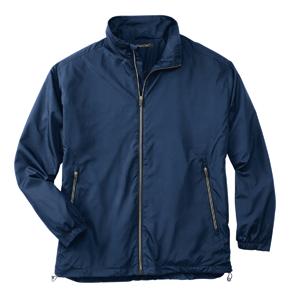 River's End 2920 Men's Microfiber Striped Zipper Jacket