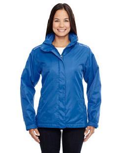 Ash City Core 365 78205 - Ladies' Region 3-in-1 Jacket with Fleece Liner