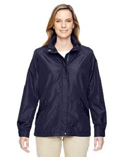 Ash City North End 78216 - Ladies' Excursion Transcon Lightweight Jacket with Pattern