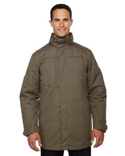 Ash City North End 88210 - Men's Promote Insulated Car Jacket