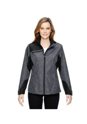 Ash City North End Sport Red 78805 - Ladies' Interactive Sprint Printed Lightweight Jacket