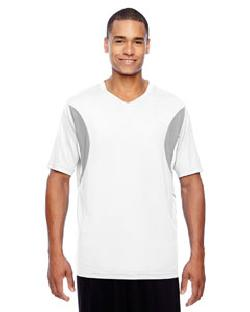 Team 365 TT10 - Men's Short-Sleeve Athletic V-Neck All ...