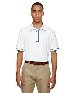 adidas Golf A125 - Men's puremotion Piped Polo