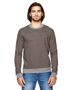 Alternative 09898E - Men's Eco-Mock Twist Ringer Champ