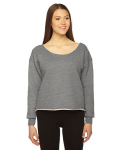 American Appreal HVT316 - Ladies' Athletic Crop Sweatshirt
