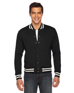 American Appreal HVT401 - Unisex Heavy Terry Cloth Club Jacket