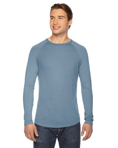 Authentic Pigment AP203 - Men's True Spirit Raglan T-...