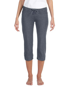 Bella+Canvas 0816 - Ladies' Capri Scrunch Pant