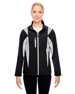 Team 365 TT82W - Ladies' Icon Colorblock Soft Shell ...