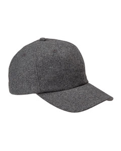 Big Accessories BA528 - Wool Baseball Cap
