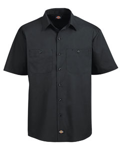 Dickies LS516 - 4.25 oz. WorkTech with AeroCool Mesh ...