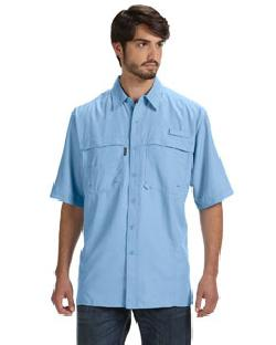 Dri Duck DD4406 - Men's Short-Sleeve Catch Fishing Shirt