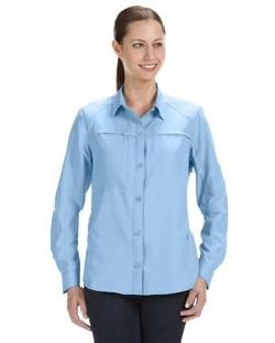 Dri Duck DD8407 - Ladies' Release Fishing Shirt