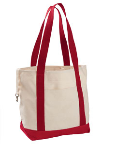 Econscious EC8035 - 12 oz. Organic Cotton Canvas Boat ...