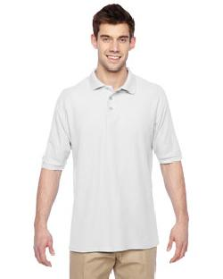 Jerzees 537MSR - Men's 5.3 oz. 65/35 Easy-Care Polo