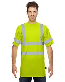 OccuNomix LSSETP - Birdseye Wicking T-Shirt Class 3
