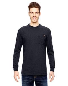 Dickies WL450T - 6.75 oz. Heavyweight Work Long-Sleeve Tall Work T-Shirt