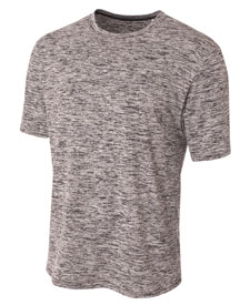 A4 - A4N3296 Mens Space Dye Tech T