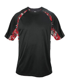 Badger - BG4140 Digital Hook Tee