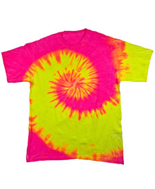 Colortone - T365P Adult Tour Bus Tie Dye Tee