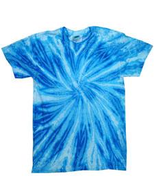 Colortone - T382P Neon Twist Tie Dye