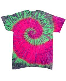 Colortone - T978P Watermelon Short Sleeve/ Yth Tie Dye