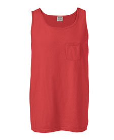 Comfort Colors - CC9330 Adult Pocket Tank Top