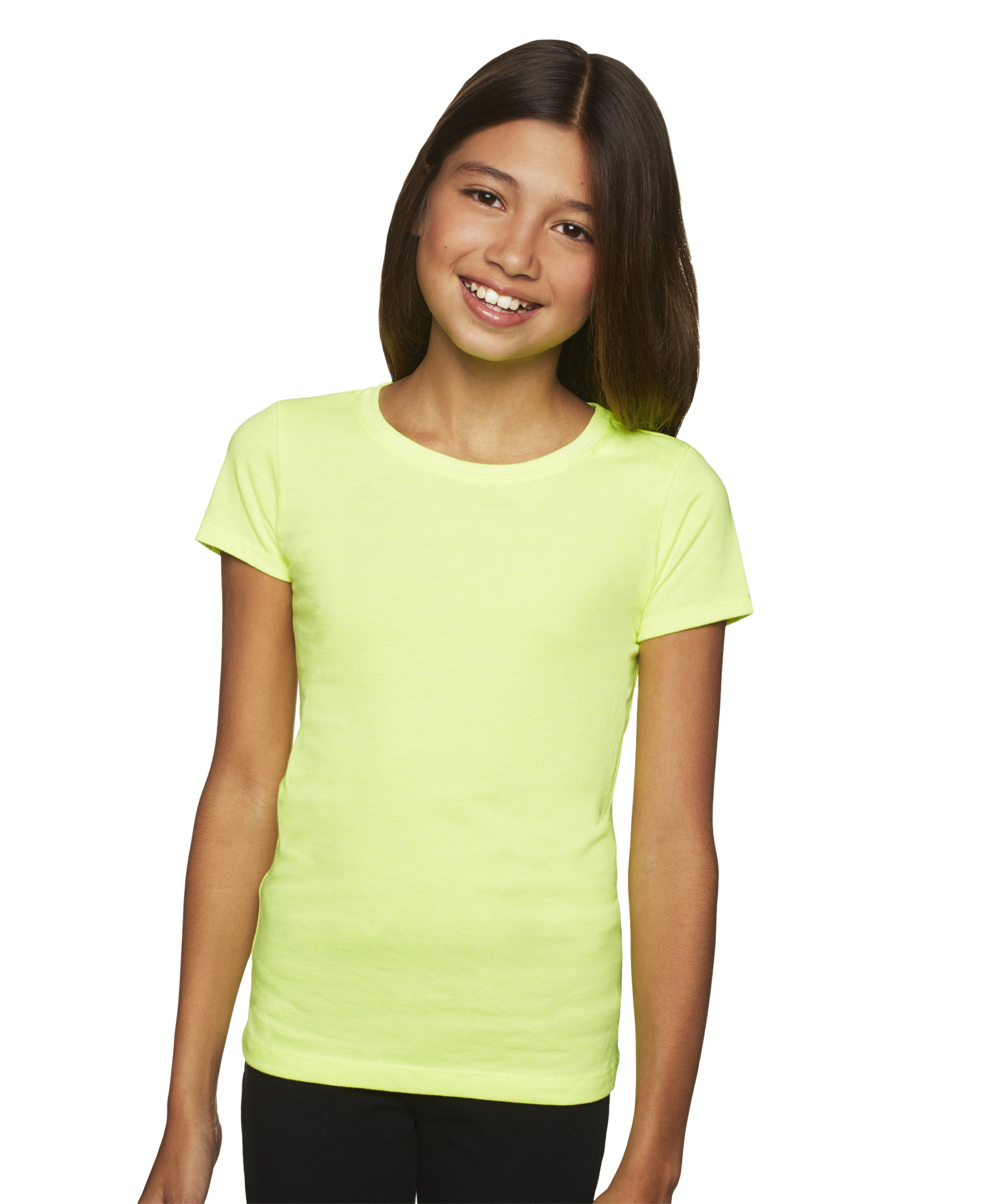 Next Level 3712 - Girls Princess CVC Shirt