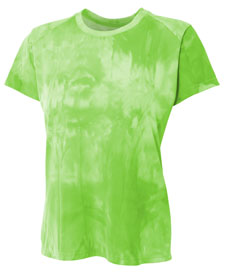 A4 - A4NW3295 Women Cloud Dye Tech T